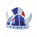 Casque gaulois supporter adulte