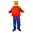 Déguisement Morphsuits Lego adulte