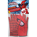 Kit Spiderman - Cagoule et Gants enfant