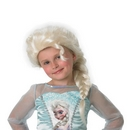 Perruque Elsa Frozen La reine des Neiges™ fille