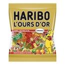Sachet Bonbons Haribo L\'ours d\'Or