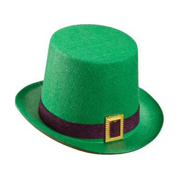 chapeau haut de forme vert saint patrick. Black Bedroom Furniture Sets. Home Design Ideas