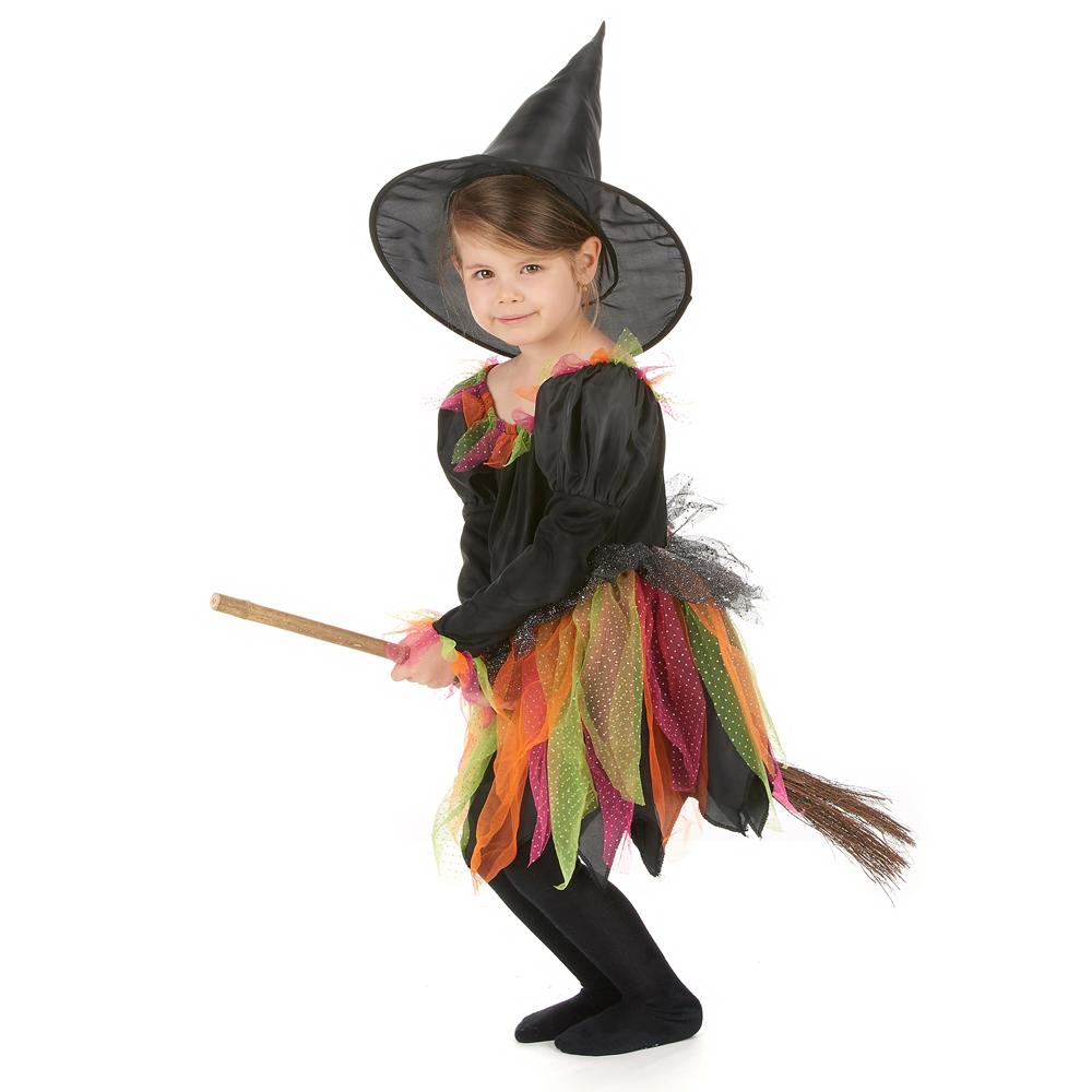 D guisement sorci re enfant halloween - Deguisement halloween enfant ...